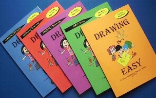 Drawing Books 5 series